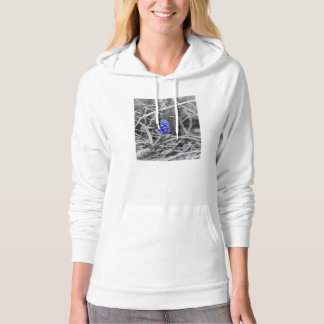 Lonely Grape Hyacinth Select Color Hoodie