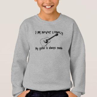 Lonely Guitar Sweatshirt