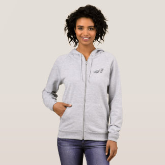 Lonely Journey for woman Hoodie