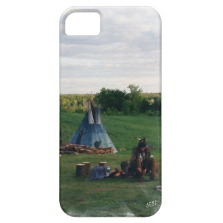 Lonely Native American Indian iPhone 5 Cover