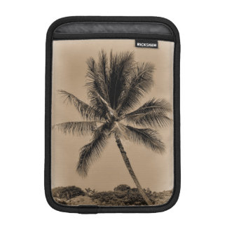 Lonely Palm Tree iPad Mini Sleeve