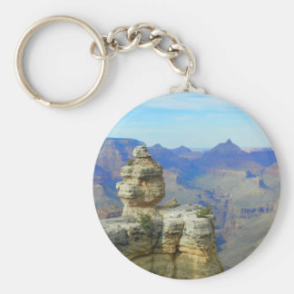 Lonely Rock Key Ring