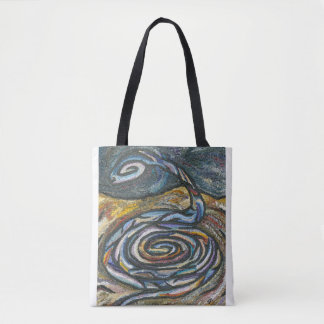 Lonely Serpent Tote Bag