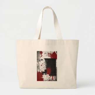Lonely Stroller Large Tote Bag