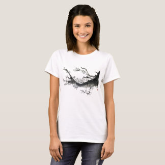 Lonely Tree Branch T-Shirt