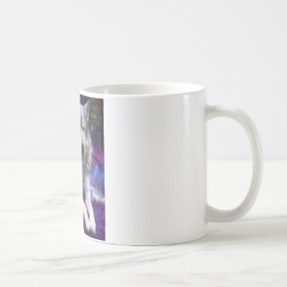 Lonely Wolf Coffee Mug