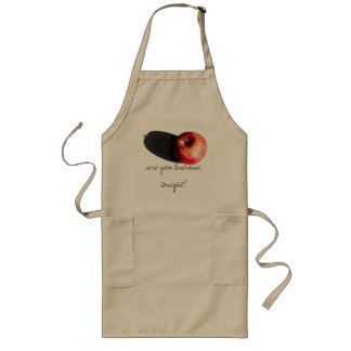 Lonesome Apron! Long Apron