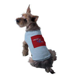 Lonesome Dove All the Swag You Need Sleeveless Dog Shirt