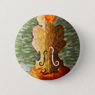 Lonessia V1 - violin beauty 6 Cm Round Badge