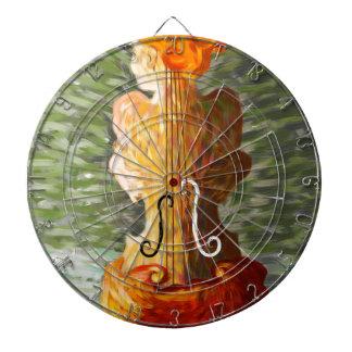 Lonessia V1 - violin beauty Dartboard