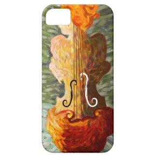 Lonessia V1 - violin beauty iPhone 5 Case
