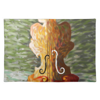 Lonessia V1 - violin beauty Placemat