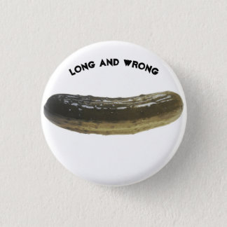 Long and Wrong Button