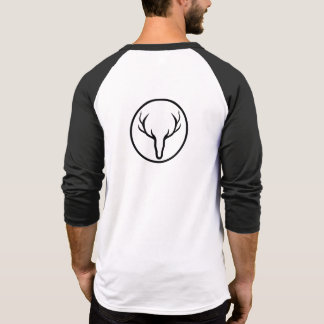 Long arm herdsman black/white the mark Buck T-Shirt
