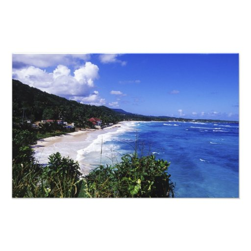 Long Bay, Port Antonio, Jamaica Photograph