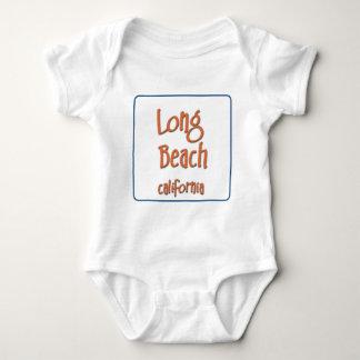 Long Beach California BlueBox Tee Shirt