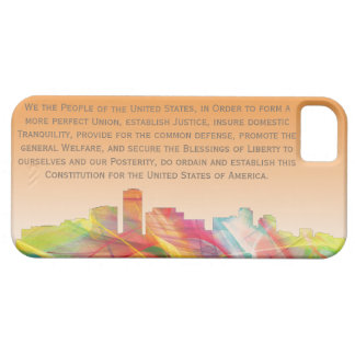LONG BEACH CALIFORNIA WB1 - BARELY THERE iPhone 5 CASE