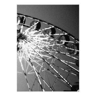 Long Beach Ferris Wheel Invitations