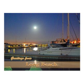 Long Beach Harbor Post Cards