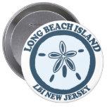 Long Beach Island. Button