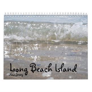 Long Beach Island, NJ Calendar