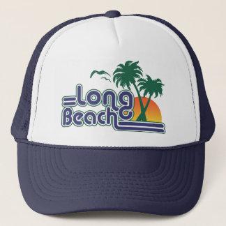 Long beach trucker hat