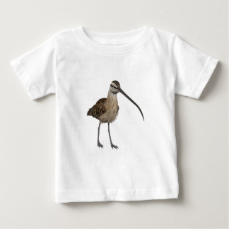Long-Billed Curlew Baby T-Shirt
