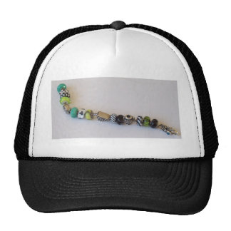 Long Blue Chain by MelinaWorld Jewellery Hat