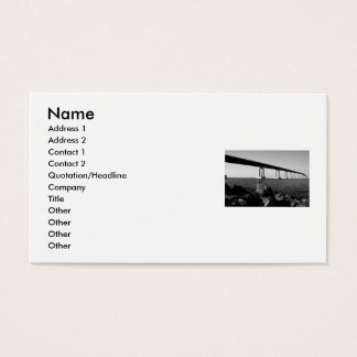 Long Bridge Business Card