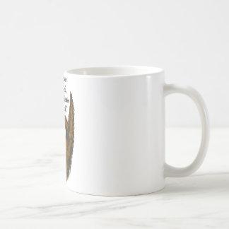 Long Brown Beard Coffee Mug