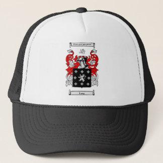 Long Coat of Arms Trucker Hat