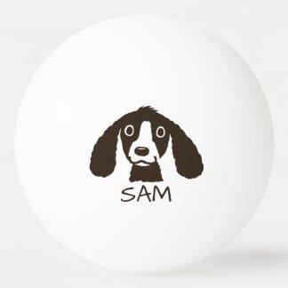 Long Ears Dog Ping Pong Ball