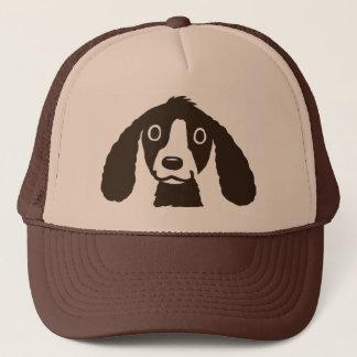 Long Ears Dog Trucker Hat