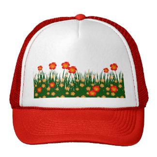 Long garden patch cap