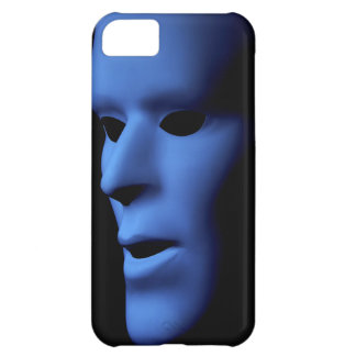 Long Ghost Looking Faced Mask.jpg iPhone 5C Case