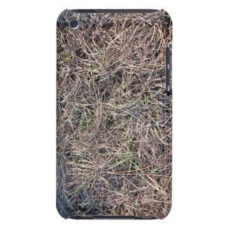 Long Grass Field Texture Shining in Sunlight iPod Touch Case-Mate Case