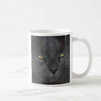 Long Hair Russian Blue Coffee Mug