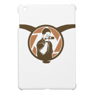Long Horn Bull Videography Cover For The iPad Mini