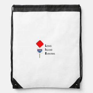Long Island Eventers Gear - Drawstring Knapsack Rucksack