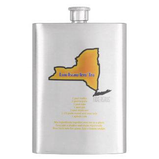 Long Island Iced Tea Drink Recipe Hip Flask
