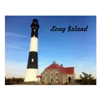 Long Island Lighthouse 3 Postcard