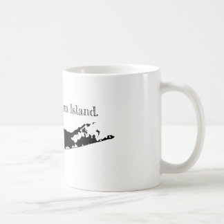 long island raised on an island mug new york