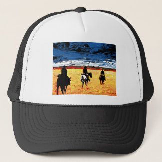 Long Journey Home Trucker Hat