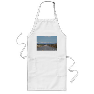 Long kitchen apron highway in Canada