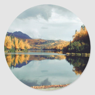 Long Lake State Park Classic Round Sticker