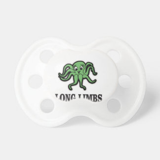 long limbs lady pacifier
