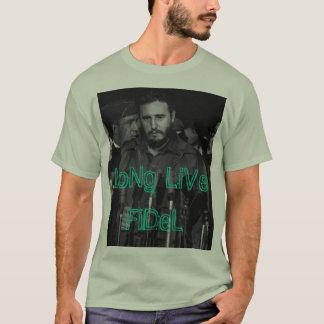 """LoNg LiVe FiDeL"" (T-Shirt) T-Shirt"