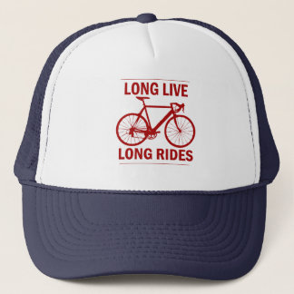 Long Live Long Rides Trucker Hat