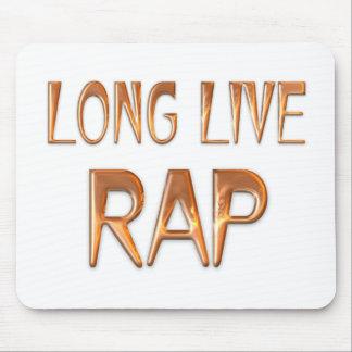 Long Live Rap Mousepads