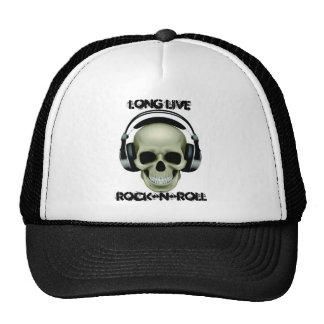 LONG LIVE ROCK-N-ROLL CAP